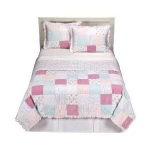 Simply Shabby Chic Kids Patchwork Fairytale Quilt   Full