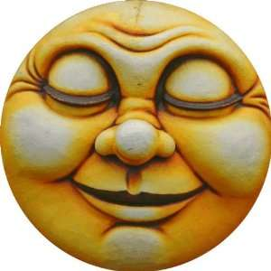 Smiley Sun Art   Fridge Magnet   Fibreglass reinforced