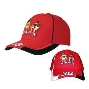 #38 Elliott Sadler Twill Thunder Cap