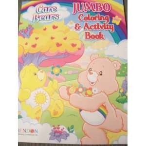 Bears JUMBO Coloring & Activity Book ~ Spring Flowers Toys & Games