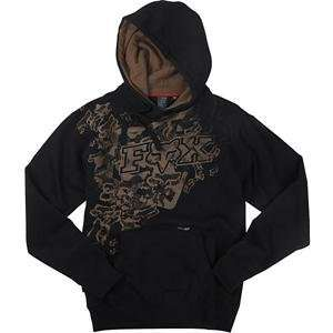 Fox Racing Metamorphasis Hoody   Medium/Black Automotive