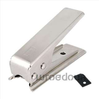 Micro Sim Card Cutter w/4 Sim Adapter for iPhone 4 G OS