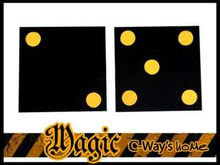 D075 Close Up Pocket Magic Street Trick Las Vegas Dice
