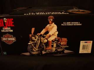 JOE ARMY HARLEY DAVIDSON MOTORCYCLE MIB #B303