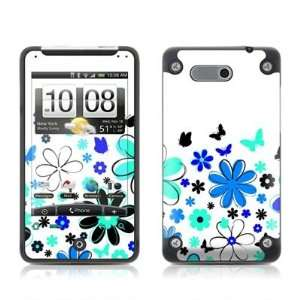 Josies Garden Design Protective Skin Decal Sticker for HTC