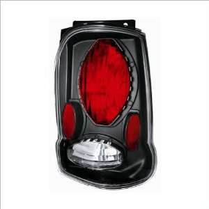 IPCW Black Tail Lights (1 Pair) 01 03 Ford Explorer