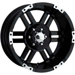 Ultra Wheels Thunder RWD Type 247/248 Gloss Black Wheel with Diamond