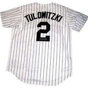 Troy Tulowitzki Signed Colorado Rockies Jersey Sports