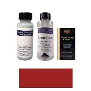 2 Oz. Tango Red Pearl Metallic Paint Bottle Kit for 2009