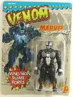 Marvel Super Heroes 2 Venom Living Skin Slime Pores figure Toy Biz