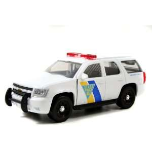 Jada 1/64 New Jersey State Police Chevy Tahoe Toys & Games
