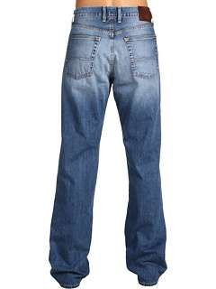 Lucky Brand 181 Relaxed Straight 34 in Ol Summer Camp