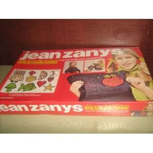 Industries, Inc. Hasbro Jean Zanys Art & Crafts Today
