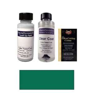 Oz. Green (matt) Metallic Paint Bottle Kit for 1999 Mercedes Benz Matt