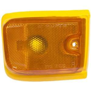OE Replacement Chevrolet Van/Express Front Passenger Side Marker Light