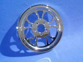 COLORADO CUSTOM HARLEY SOFTAIL TOURING WHEEL PULLEY NEW