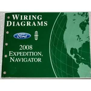 2008 Ford Expedition Lincoln Navigator Wiring Diagrams Ford
