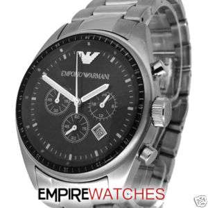 NEW* MENS EMPORIO ARMANI WATCH   AR0585   RRP £295.00