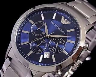 EMPORIO ARMANI MENS Chronograph WATCH