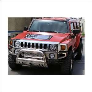 Black Horse Stainless Steel Bull Bar 06 10 Hummer H3 Automotive