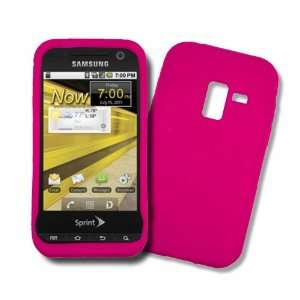 Attain D600, R920 Hot Pink Silicone Case, Rubber Skin Cover, Soft