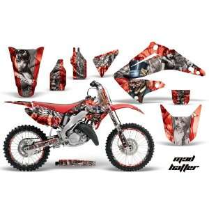 AMR Racing Honda Cr250 Mx Dirt Bike Graphic Kit   1995