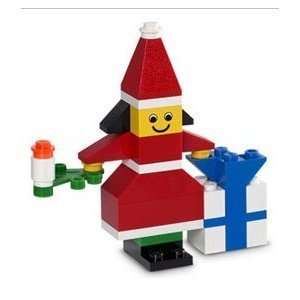 Lego Christmas Elf Girl #10166 Toys & Games