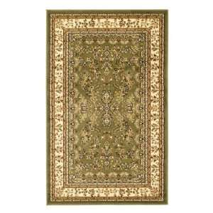 Safavieh Square Area Rug, 8 Feet, Sage and Ivory