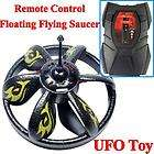 Mystery Remote control Floating Flying Saucer UFO Toy Magic 14+ #6990