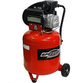 15 Gallon Vertical Air Compressor Kit   8502  SPEEDWAY Start to Finish