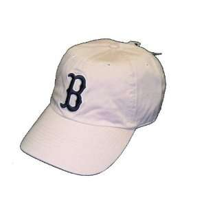 Boston Red Sox baseball hat cap   cotton   One size fit velcro   Color