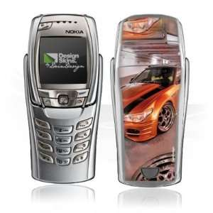 Skins for Nokia 6810   BMW 3 series Touring Design Folie Electronics