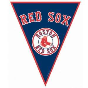 By Amscan Boston Red Sox Baseball Pennant Banner