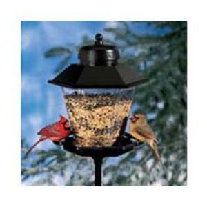 Coach Lamp Bird Feeder (Bird Feeders) (Seed Feeders