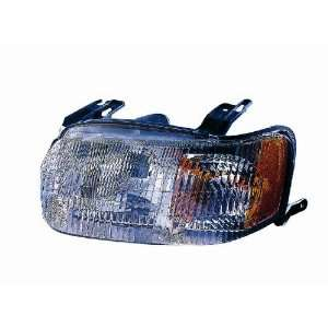 FORD ESCAPE 01 04 HEADLIGHT LEFT CAPA CERTIFIED Automotive