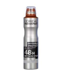 Oreal Men Expert Invisible Protect Anti Perspirant Deodorant Spray