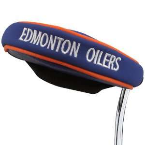 NHL Edmonton Oilers Mallet Putter Cover