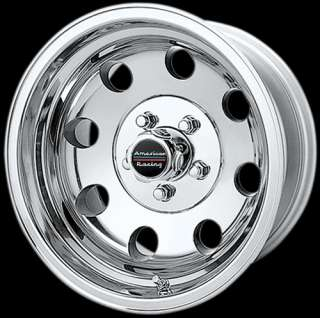 17 Inch Wheels 5 LUG Rims Ford Truck F150 Dodge Ram CJ