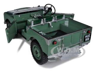 descriptions brand new 1 18 scale diecast car model of 1948 land rover