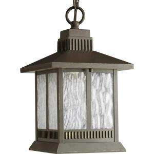 Progress Lighting Greenridge Collection Antique Bronze 1 Light LED