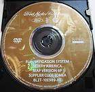 2006 lincoln zephyr navigation dvd map ford 6p update disc
