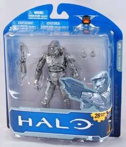 NIP 2011 SDCC Exclusive Halo Master Chief Action Figure