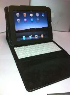 CASE CUSTODIA TASTIERA Apple IPAD NERO + SCREEN GUARD