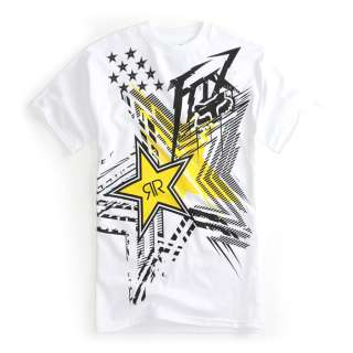 T Shirt FOX RACING / Rockstar Energy   NEUF  USA import