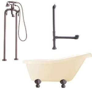 Giagni LH2 ORB B Hawthorne Floor Mounted Faucet Package