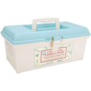 Wilton 50 piece Cake Decorating Caddy and Tools Set