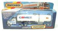 MATCHBOX SUPER KINGS K 103 TANKER TRUCK COMET 1983 x