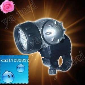 new bike torch 5 led bicycle light 5 tail rear lamp