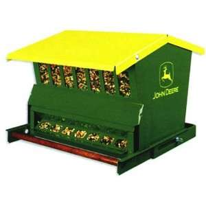 Deere Absolute Squirrel Proof Wild Bird Feeder Patio, Lawn & Garden