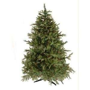 Pine Artificial Christmas Tree   Multi Lights